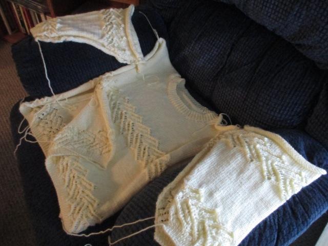 Wednesday Knitting